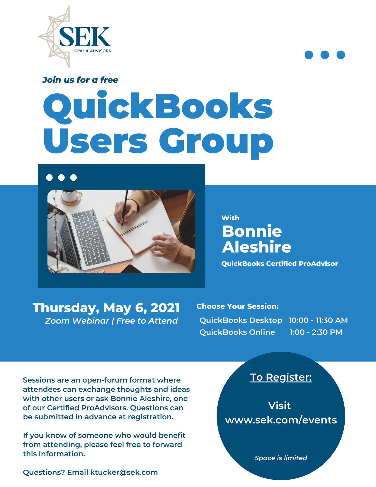 QuickBooks Users Group