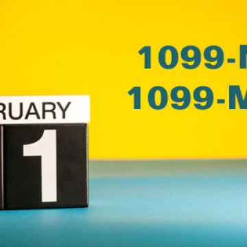 The new Form 1099-NEC and the revised 1099-MISC are due to recipients soon