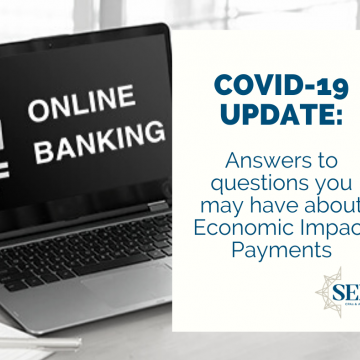 Answers to questions you may have about Economic Impact Payments