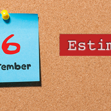 The next estimated tax deadline is September 16: Do you have to make a payment?
