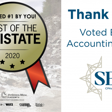 SEK Named Best Accounting Firm in the Tristate