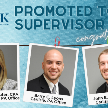 SEK Announces Supervisor Promotions