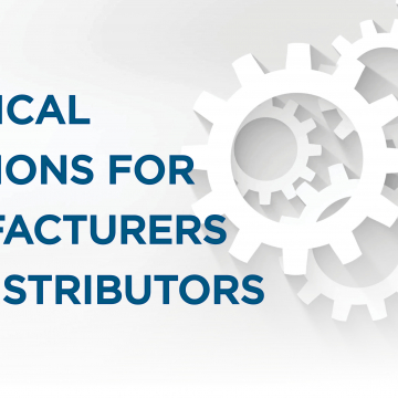 Practical Solutions for Manufacturers and Distributors FREE Seminar