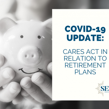 CARES Act Retirement
